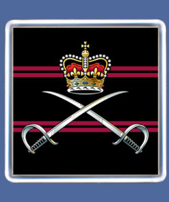 Royal Army Physical Training Corps Coaster
