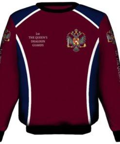 1st Queens Dragoon Guards Sweat Shirt