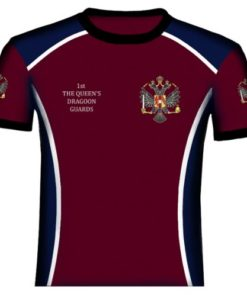 1st Queens Dragoon Guards T Shirt