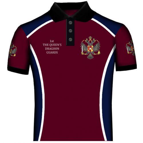 1st Queens Dragoon Guards Polo Shirt