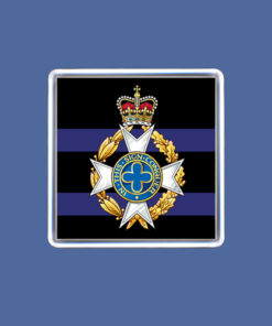 Royal Army Chaplins Magnet