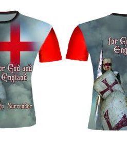 Knight Templar T Shirt