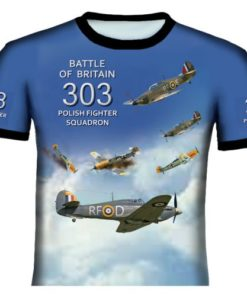 303 Fighter Squadron T Shirt