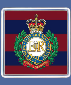 Royal Engineers Coaster