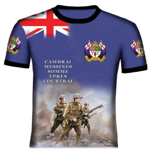 36th Division T Shirt