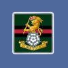 Yorkshire Regiment Magnet
