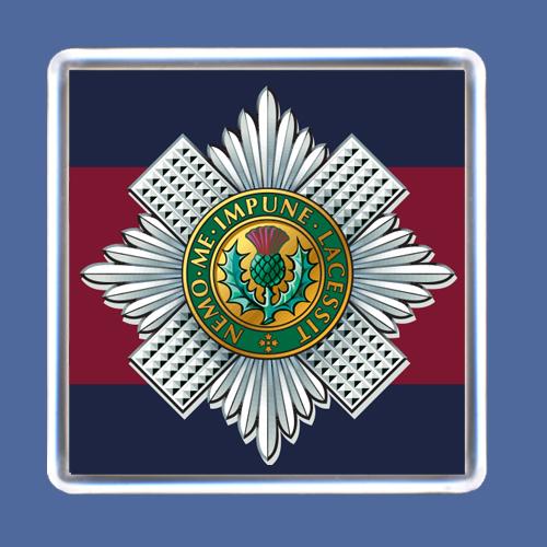 Scots Guards Magnet