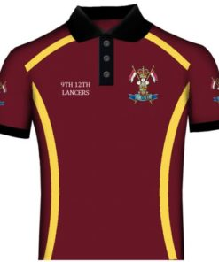 9th/12th Royal Lancers Polo Shirt