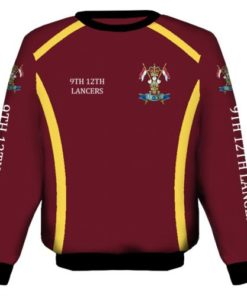 9th/12th Royal Lancers Sweat Shirt