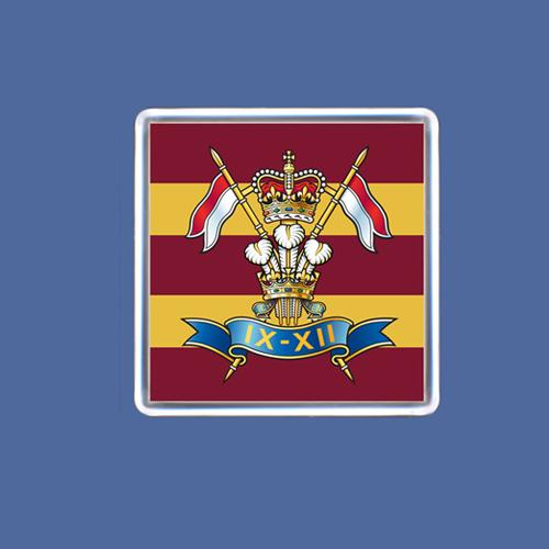 9th/12th Royal Lancers Magnet