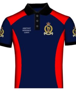 Adjutants Generals Corps Polo Shirt
