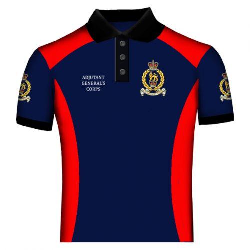 Adjutants Generals Corps Polo Shirt