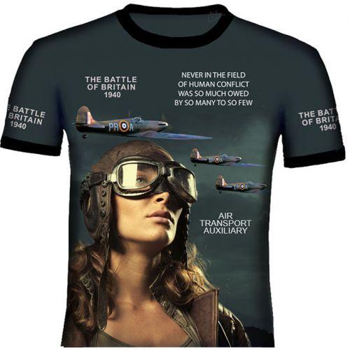 Battle of Britain Night Flight T Shirt