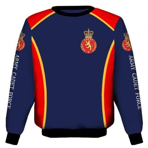 Army Cadet Sweat Shirt