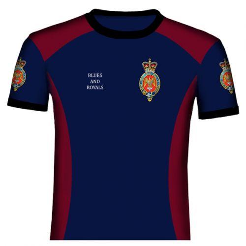 Blues and Royals T Shirt