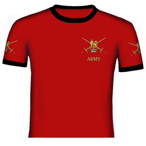 British Army T  Shirt