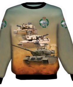 Battle Tank Sweat Shirt