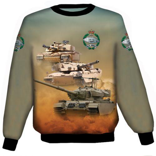 Battle Tank Sweat Shirt