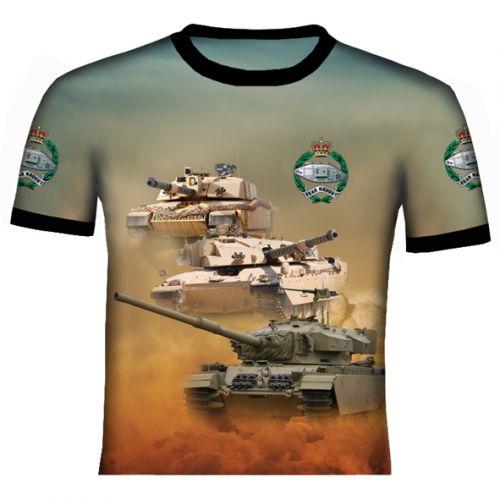 Battle Tank T Shirt