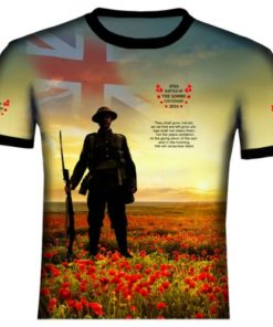 British Somme T Shirt