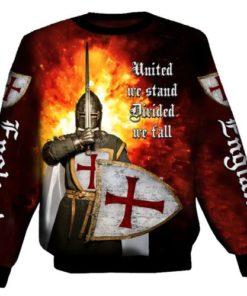 English Knight Sweat Shirt