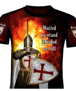 English Knight T Shirt