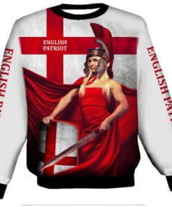 English Patriot Sweat Shirt