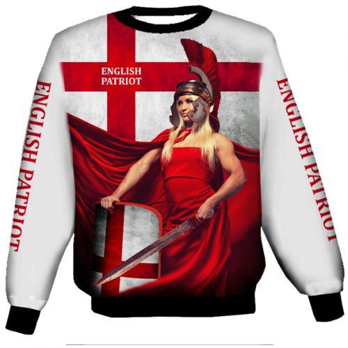 English Patriot Sweat Shirt