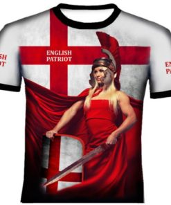 English Patriot T Shirt
