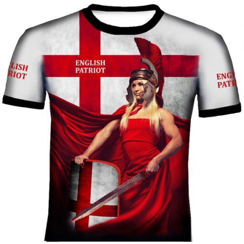 English Patriot T Shirt