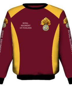 Royal Fusiliers Sweat Shirt