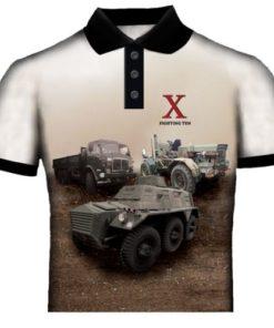 10 Regt RCT Polo Shirt
