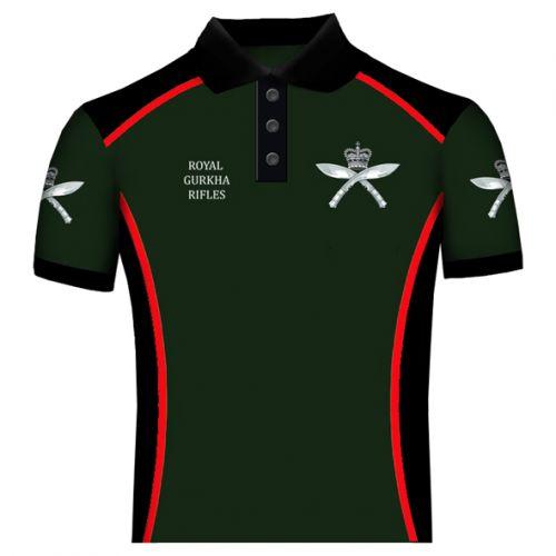 Royal Gurkha Rifles Polo Shirt