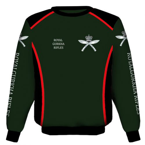 Royal Gurkha Rifles Sweat Shirt