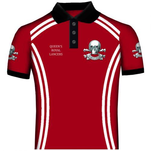 Royal Lancers Polo Shirt