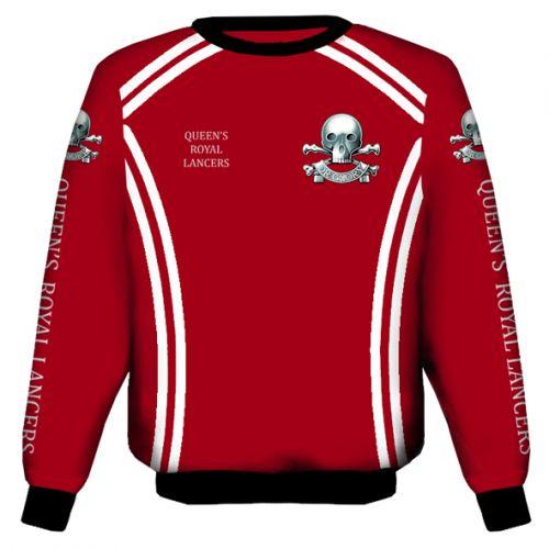 Royal Lancers Sweat Shirt