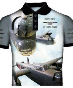 Lancaster Bomber Polo Shirt