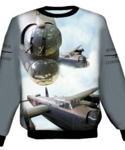 Lancaster Bomber Sweat Shirt