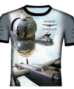 Lancaster Bomber T Shirt