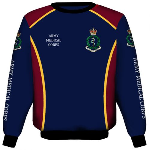 Royal Army Medical Corps Sweat Shirt