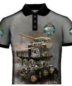 Motor Transport Polo Shirt