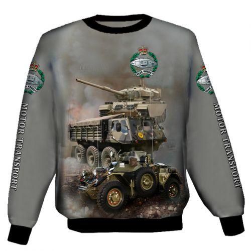Motor Transport Sweat Shirt