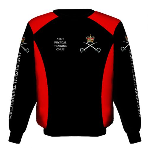 Royal Army Physical Training Corps Sweat Shirt