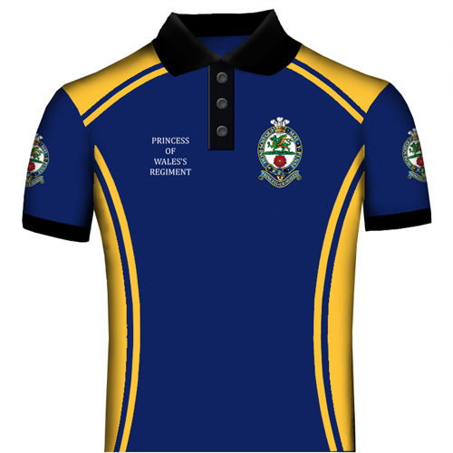 Princess of Wales Own Royal Regiment Polo Shirt