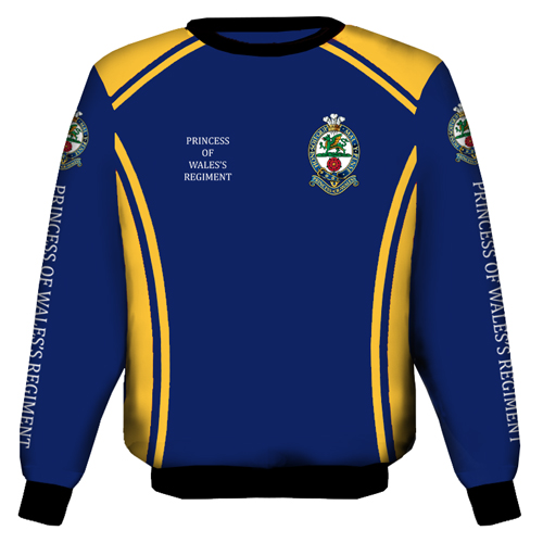 Princess of Wales Own Royal Regiment Sweat Shirt
