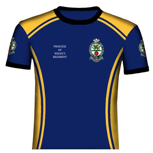 Princess of Wales Own Royal Regiment T Shirt