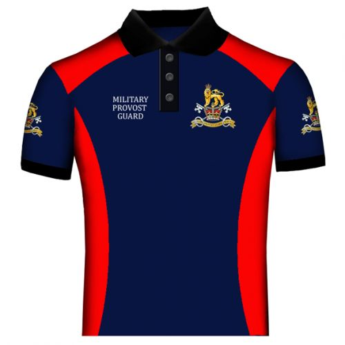 Military Provost Guard Service Polo Shirt