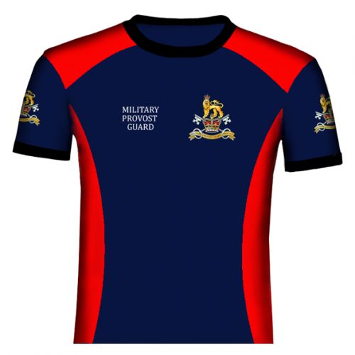 Military Provost Guard Service T Shirt