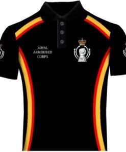 Royal Armoured Corps Polo Shirt