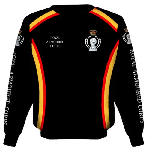Royal Armoured Corps Sweat Shirt